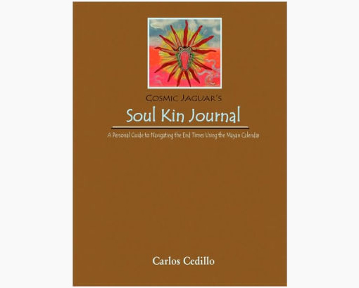 Maya Book: Soul Kin Journal by Carlos Cedillo