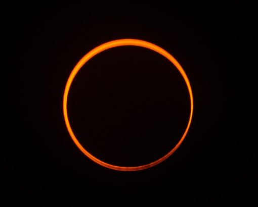 The Ring of Fire: June 21 2020 New Moon Eclipse