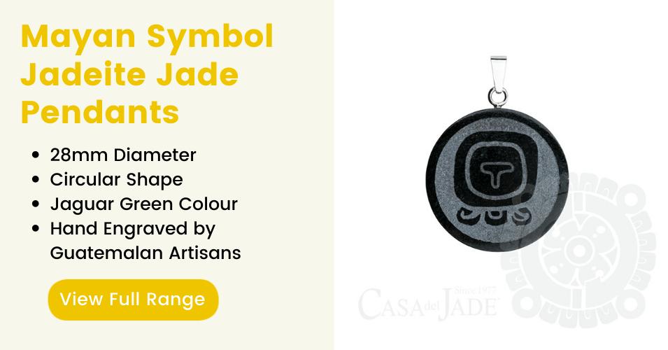 Pendants-Jadeite Jade-Circular