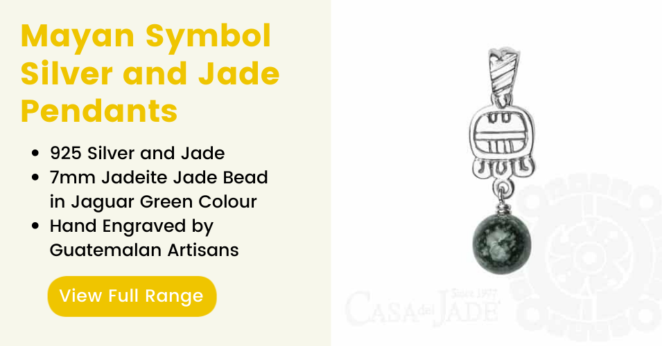 Pendants-Jadeite Jade-Silver