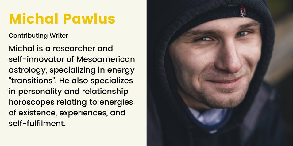 Michal Pawlus - Contributing Writer