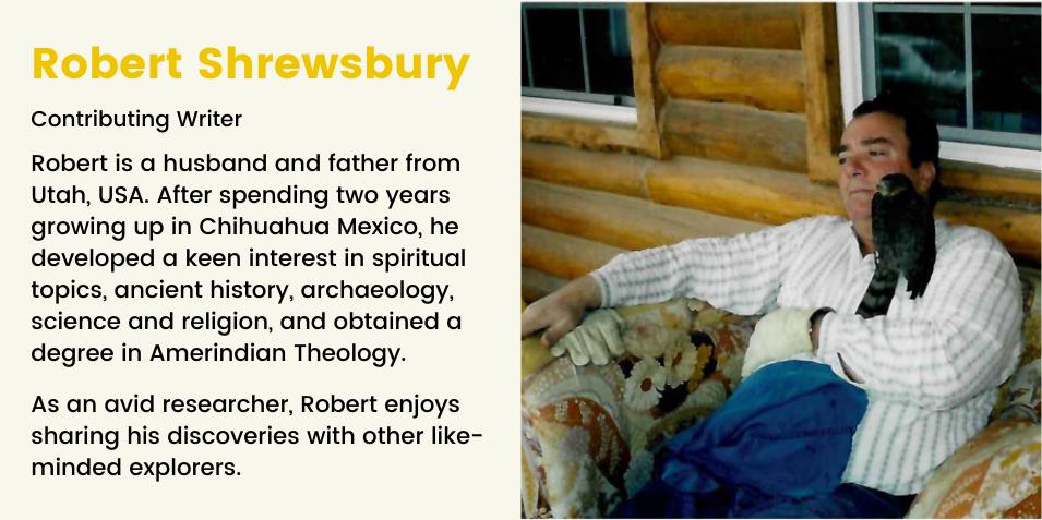 Contributing Writer Robert Shrewsbury