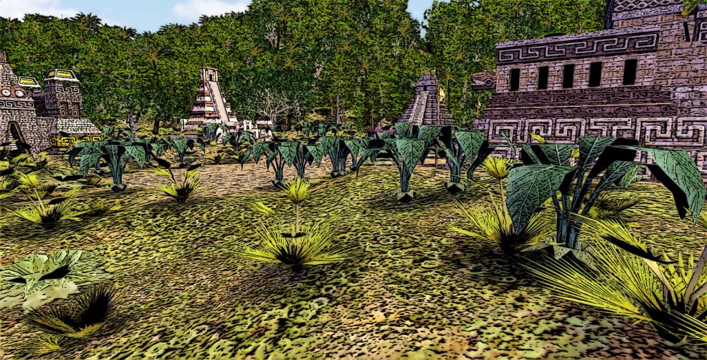 Yucatan Conquest