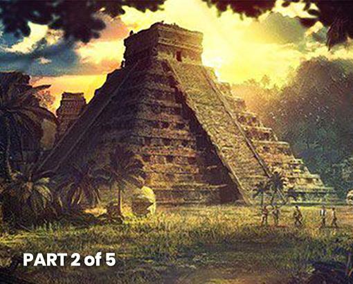 Yucatan Conquest Part 2