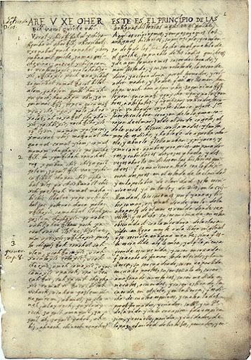 Concession to Conquer the Yucatan-Standard of Maya 01